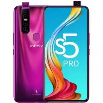 Infinix S5 Pro