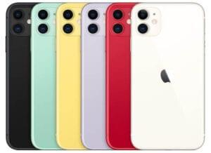 iPhone 11 الوان