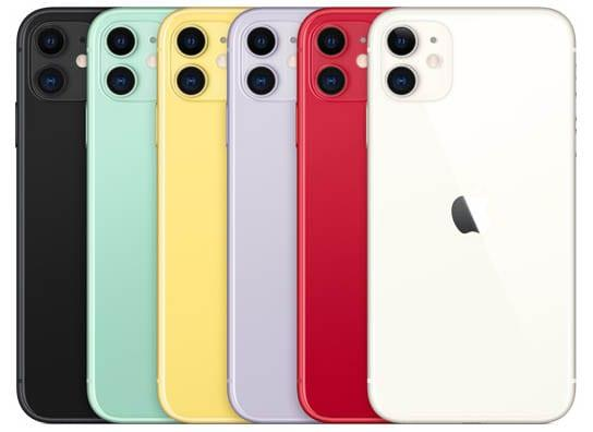 سعر ومواصفات هاتف ابل ايفون 11