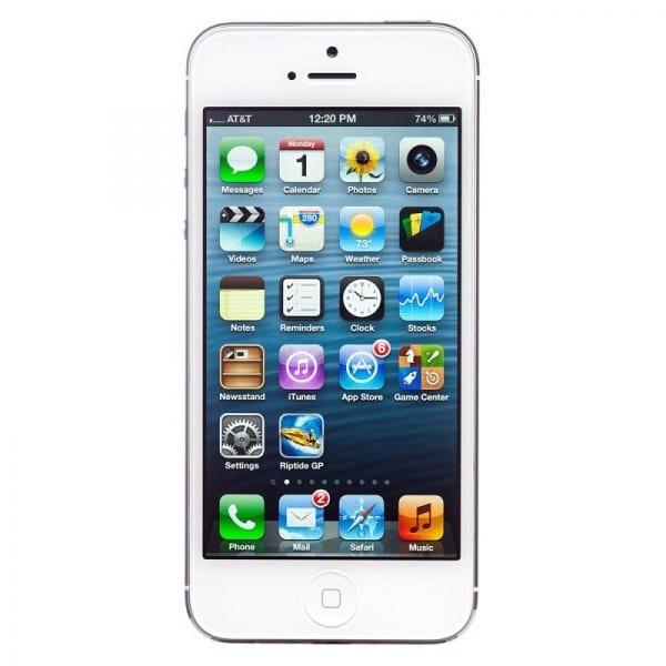 سعر ومواصفات هاتف أيفون 5