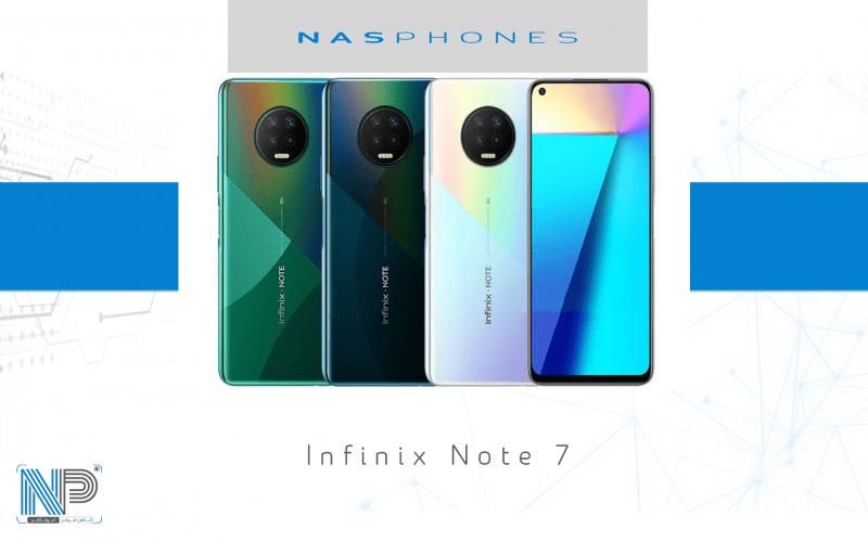 مراجعة موبايل Infinix Note 7