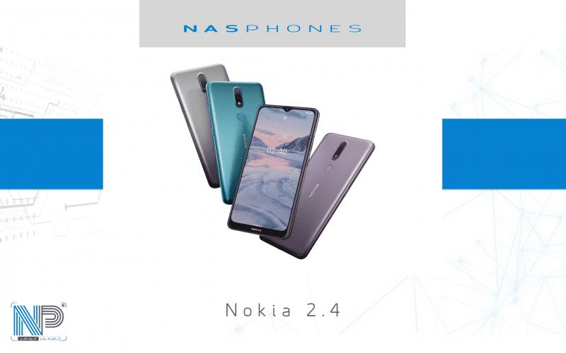 مراجعة موبايل Nokia 2.4