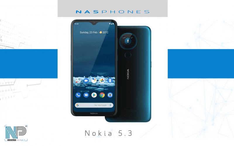 مراجعة موبايل Nokia 5.3