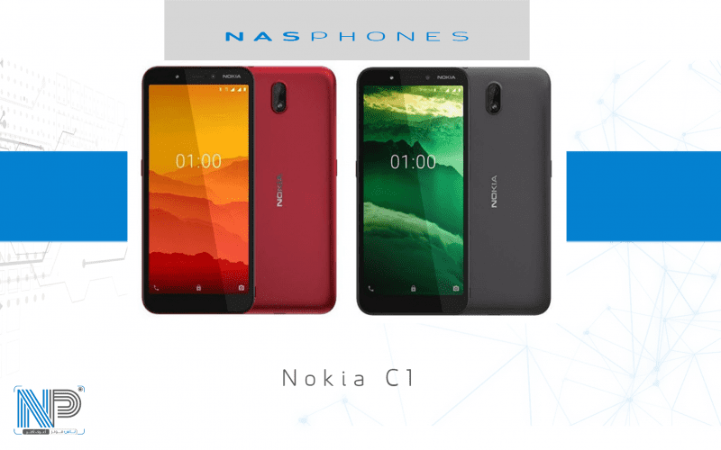 مراجعة موبايل Nokia C1