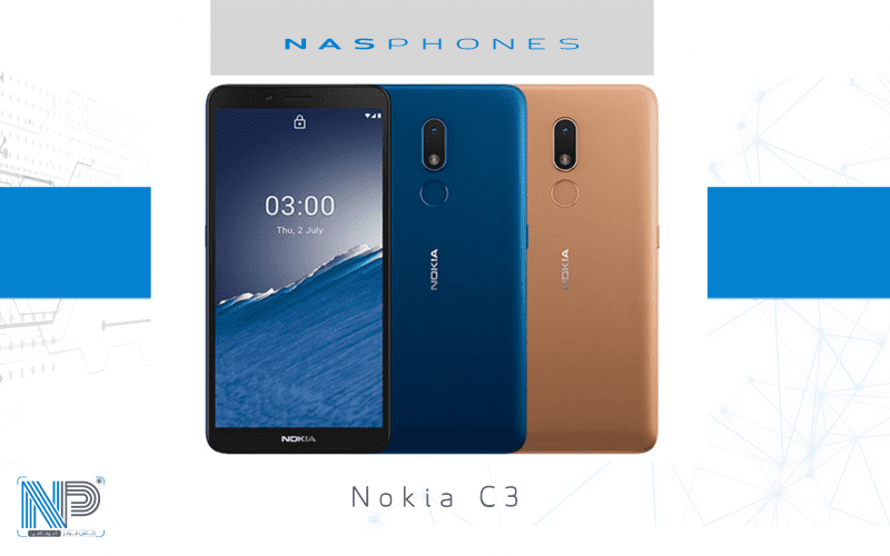 مراجعة موبايل Nokia C3