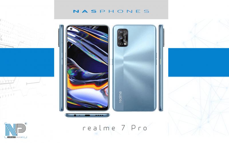 مراجعة موبايل realme 7 Pro