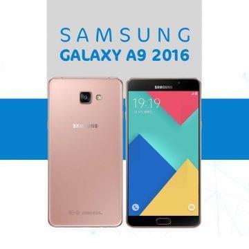 هاتف Samsung Galaxy A9 2016