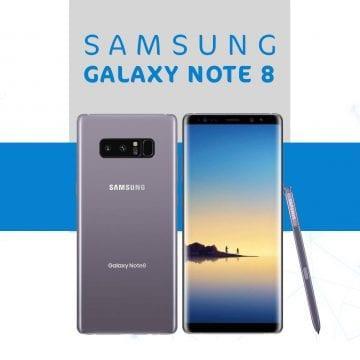 هاتف Samsung Galaxy Note 8
