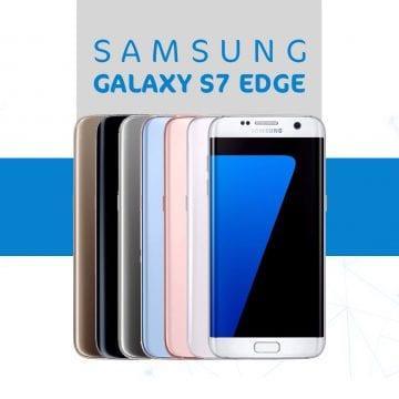 هاتف samsung Galaxy S7 edge