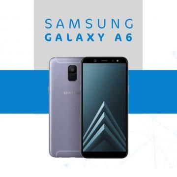 هاتف Samsung Galaxy A6