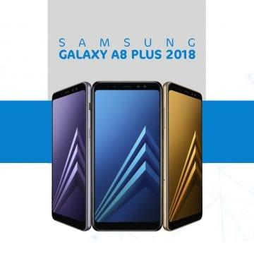 هاتف Samsung Galaxy A8 Plus