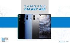 هاتف Samsung Galaxy A8s