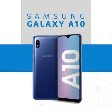 هاتف Samsung Galaxy A10