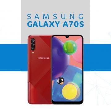 هاتف Samsung Galaxy A70s