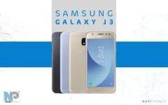 هاتف Samsung Galaxy J3 2016
