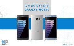 هاتف Samsung Galaxy Note 7