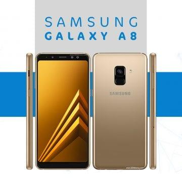 هاتف Samsung Galaxy A8