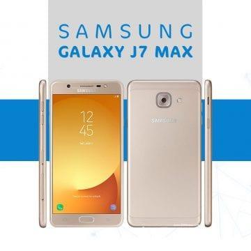 هاتف Samsung Galaxy J7 Max