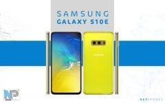 هاتف Samsung Galaxy S10e