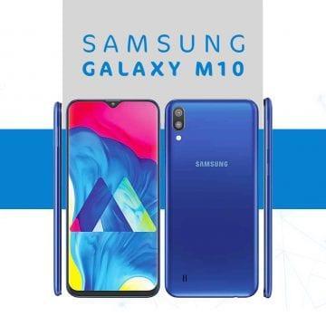 هاتف Samsung Galaxy M10