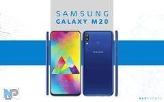 هاتف Samsung Galaxy M20