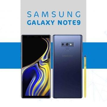 هاتف Samsung Galaxy Note 9