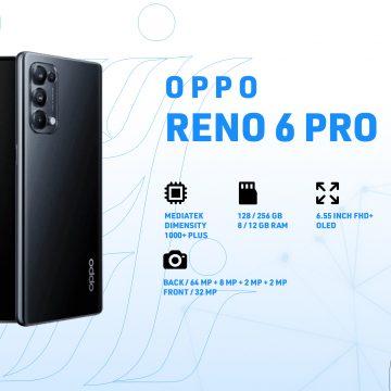 هاتف Oppo reno 6 pro