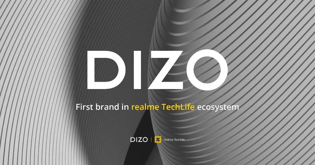 New brand for Realme Dizo