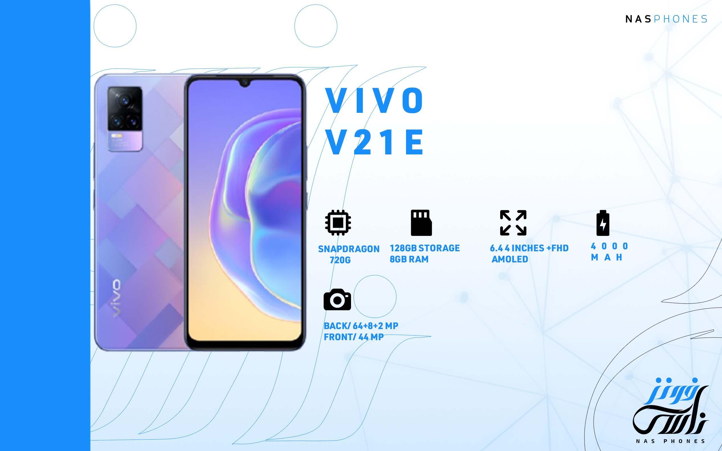 Vivo V21e